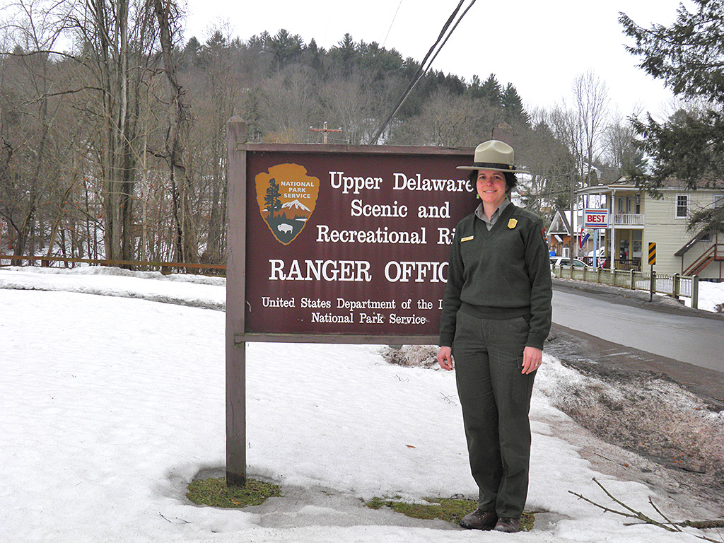 Jamie Myers, Upper Delaware Scenic & Recreational River Biologist
